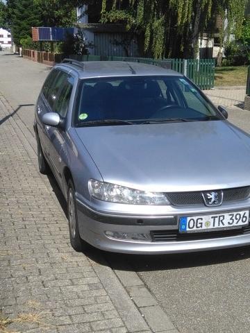 ▷ peugeot 406 2.0 diesel 109 ps (2000) | kehl | autouncle