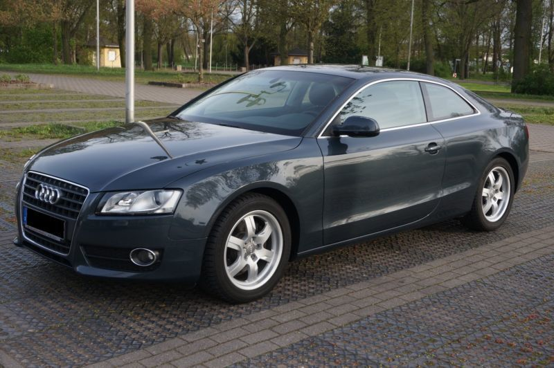 verkauft audi a5 2 0 tfsi gebraucht 2009 km in. Black Bedroom Furniture Sets. Home Design Ideas