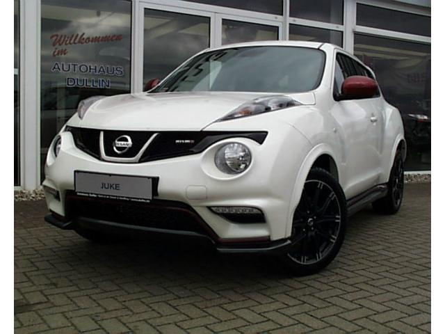 verkauft nissan juke 1 6 dig t nismo gebraucht 2014. Black Bedroom Furniture Sets. Home Design Ideas