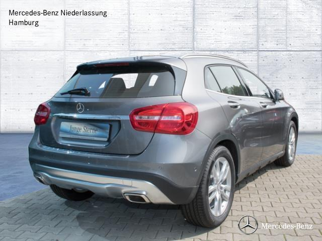 verkauft mercedes gla220 d 4matic spor gebraucht 2016 km in hamburg. Black Bedroom Furniture Sets. Home Design Ideas