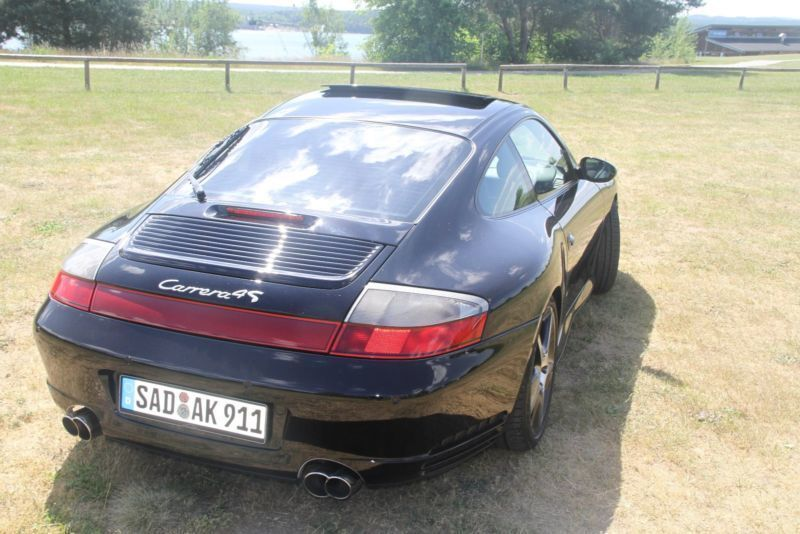 verkauft porsche 911 carrera 4s gebraucht 2002 km in schwandorf. Black Bedroom Furniture Sets. Home Design Ideas
