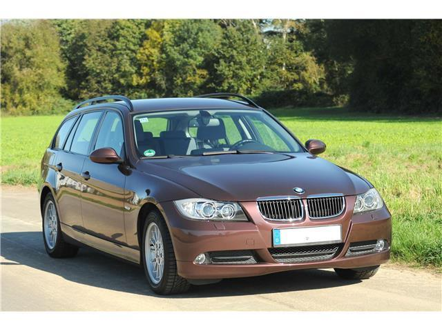 verkauft bmw 318 3er touring gebraucht 2006 km. Black Bedroom Furniture Sets. Home Design Ideas