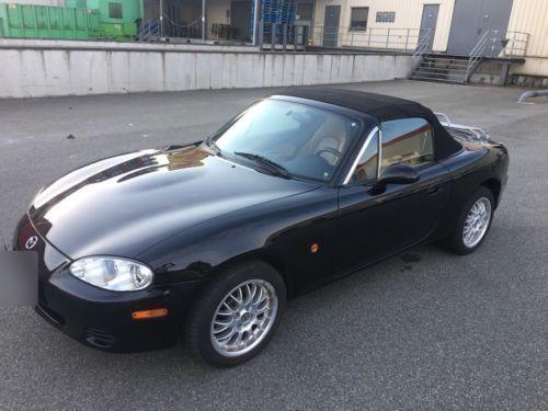 Verkauft Mazda Mx5 16i 16v Impuls Kl Gebraucht 2005 136760 Km