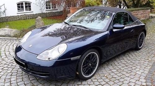 verkauft porsche 996 cabrio gebraucht 2000 km in buseck. Black Bedroom Furniture Sets. Home Design Ideas