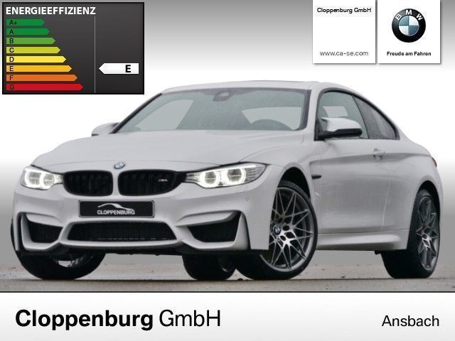 verkauft bmw m4 4er competition gebraucht 2016 500 km. Black Bedroom Furniture Sets. Home Design Ideas