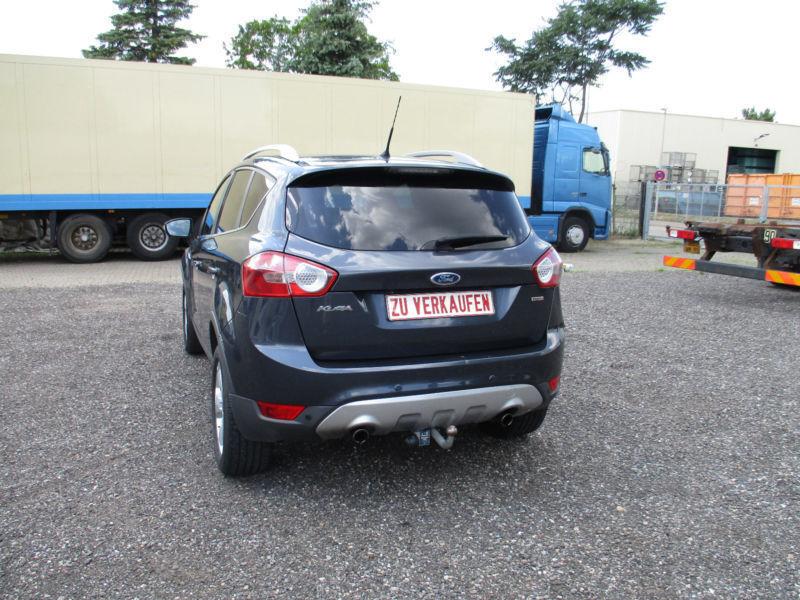 verkauft ford kuga 2 0 tdci 4x4 titani gebraucht 2009 km in pulheim. Black Bedroom Furniture Sets. Home Design Ideas