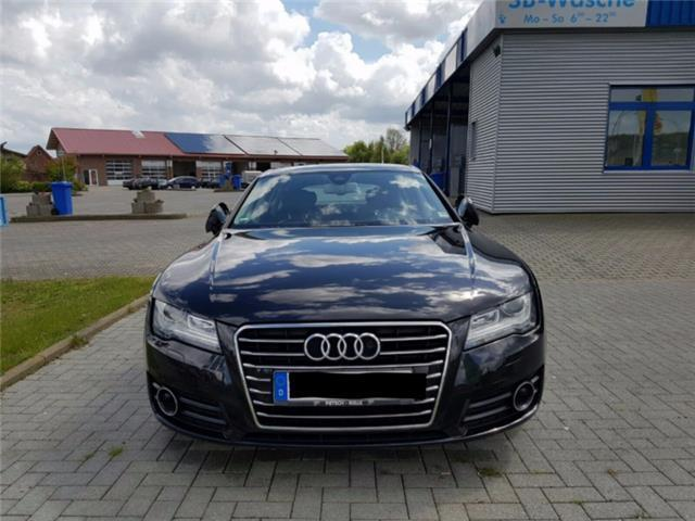verkauft audi a7 3 0 tdi quattro s tro gebraucht 2010 km in sch nefeld. Black Bedroom Furniture Sets. Home Design Ideas