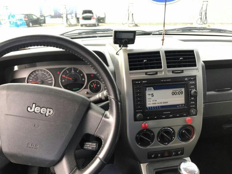 verkauft jeep compass 2 0 crd limited gebraucht 2007 km in wiesbaden. Black Bedroom Furniture Sets. Home Design Ideas