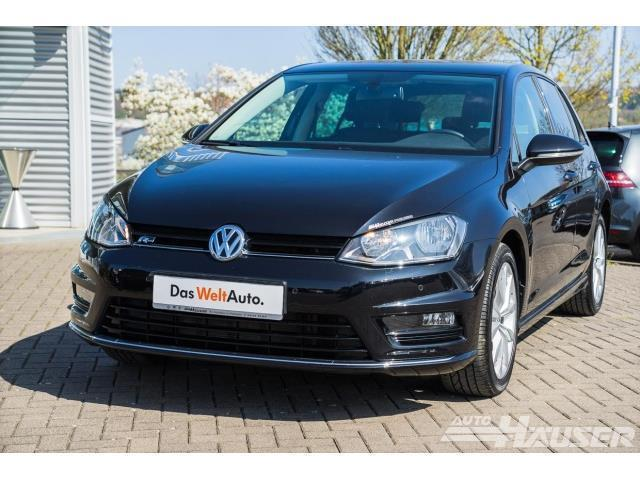 verkauft vw golf vii 1 4 tsi bmt r lin gebraucht 2015 km in pohlheim. Black Bedroom Furniture Sets. Home Design Ideas