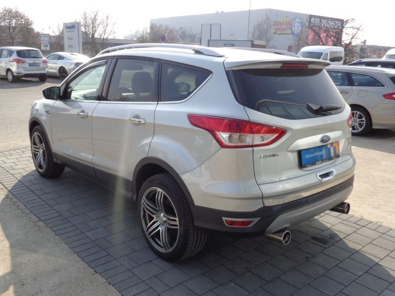verkauft ford kuga 2 0 tdci 4x4 titani gebraucht 2014 km in moers. Black Bedroom Furniture Sets. Home Design Ideas