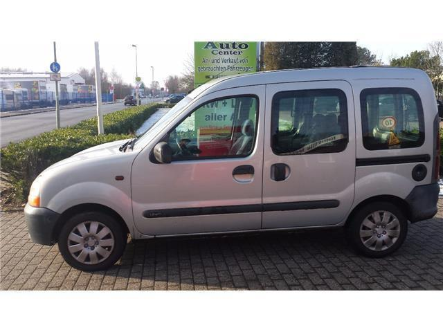 verkauft renault kangoo 1 9 dti 2 x sc gebraucht 2000 km in wilhelmshaven. Black Bedroom Furniture Sets. Home Design Ideas