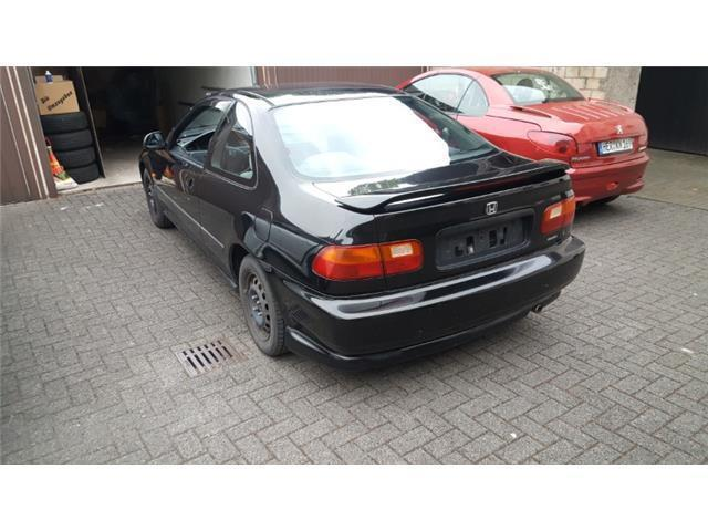 verkauft honda civic coupe automa gebraucht 1994 km in duisburg. Black Bedroom Furniture Sets. Home Design Ideas