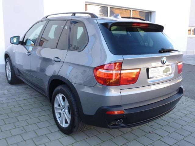 verkauft bmw x5 1 hand xenon led gebraucht 2008 km in siegertshofen. Black Bedroom Furniture Sets. Home Design Ideas