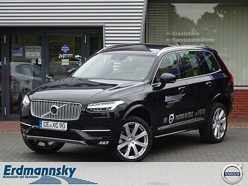 verkauft volvo xc90 t6 awd geartronic gebraucht 2015 km in stuttgart. Black Bedroom Furniture Sets. Home Design Ideas