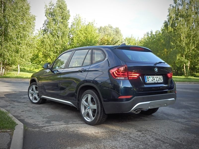 verkauft bmw x1 xdrive20d aut 105kw gebraucht 2012 km in m nster. Black Bedroom Furniture Sets. Home Design Ideas