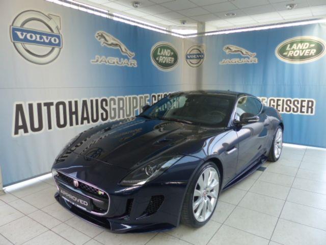 verkauft jaguar f type r coupe awd aut gebraucht 2016 km in mannheim. Black Bedroom Furniture Sets. Home Design Ideas
