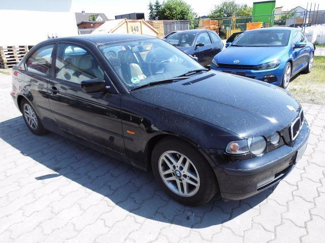 verkauft bmw 316 compact 3er gebraucht 2002 km. Black Bedroom Furniture Sets. Home Design Ideas