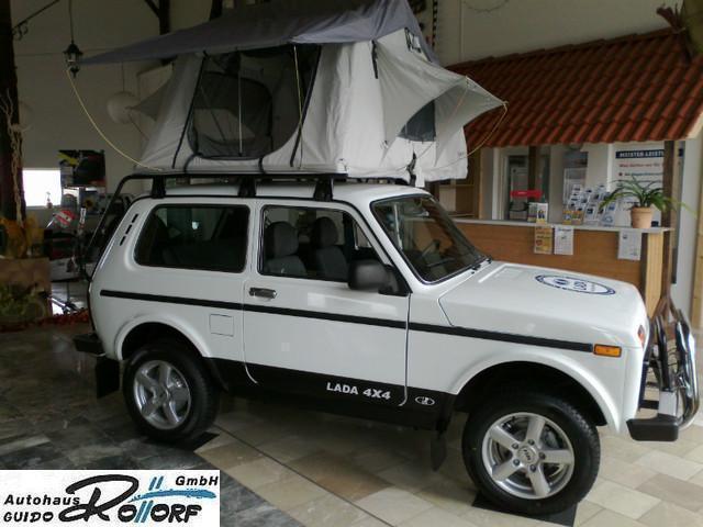 verkauft lada niva 4x4 camp gebraucht 2012 km in halle. Black Bedroom Furniture Sets. Home Design Ideas