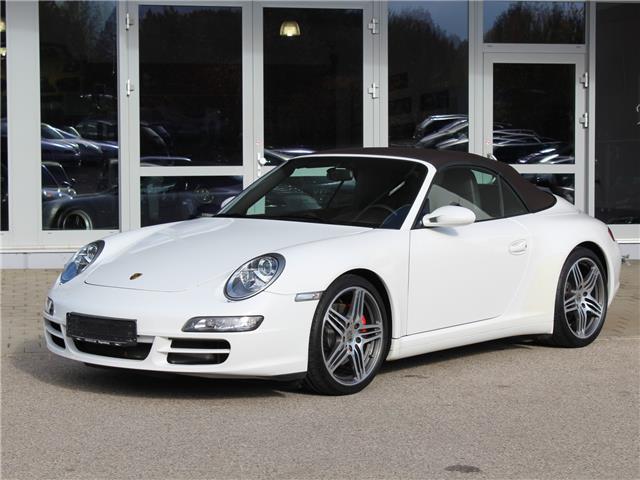 1 4 Gebraucht Porsche 911 Carrera 4s Cabriolet 997 Sport Chrono Bose