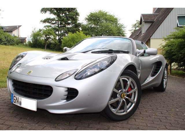 verkauft lotus elise 111 r gebraucht 2005 km in schl chtern. Black Bedroom Furniture Sets. Home Design Ideas