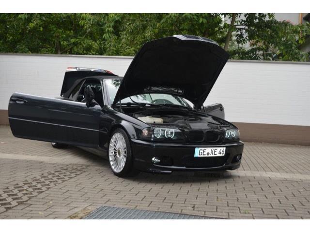 verkauft bmw 320 cabriolet e46 ci alpi gebraucht 2000. Black Bedroom Furniture Sets. Home Design Ideas