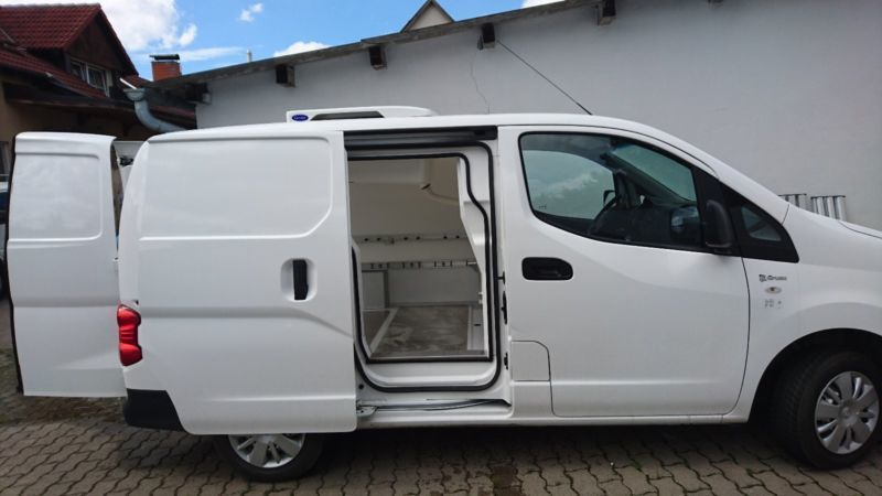 verkauft nissan nv200 1 5 eu5 frischdi gebraucht 2014 km in bad neustadt a d. Black Bedroom Furniture Sets. Home Design Ideas