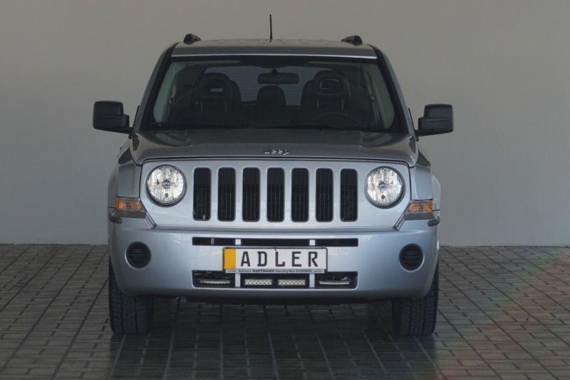 verkauft jeep compass 2 0 crd sport gebraucht 2008 km in villingen schwenn. Black Bedroom Furniture Sets. Home Design Ideas