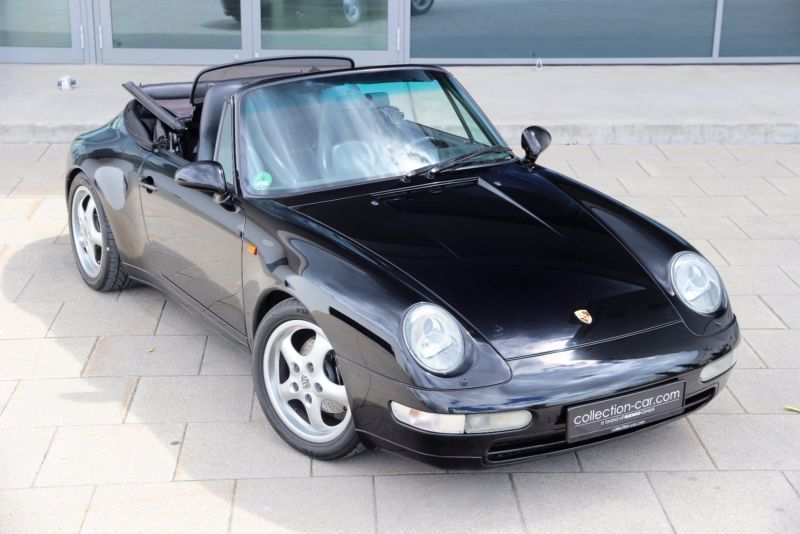 verkauft porsche 993 brd 118 tkm sch gebraucht 1994 km in b blingen. Black Bedroom Furniture Sets. Home Design Ideas
