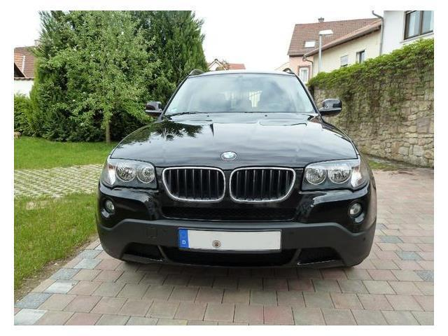 verkauft bmw x3 xdrive18d gebraucht 2009 km in. Black Bedroom Furniture Sets. Home Design Ideas