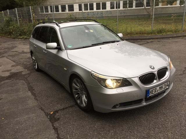 verkauft bmw 535 d touring gebraucht 2006 km in. Black Bedroom Furniture Sets. Home Design Ideas