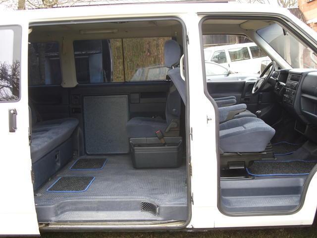 verkauft vw multivan gebraucht 1997 km in th ringen. Black Bedroom Furniture Sets. Home Design Ideas