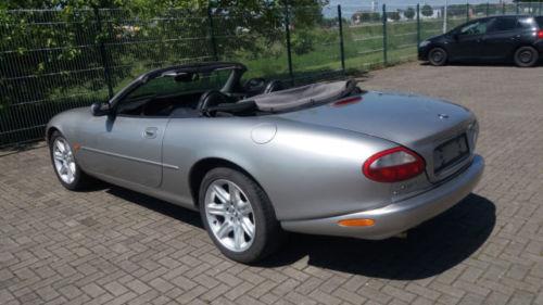 verkauft jaguar xk8 cabriolet gebraucht 1998 km in hohenwarsleben. Black Bedroom Furniture Sets. Home Design Ideas