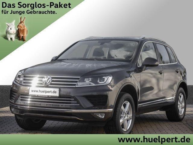 gebraucht VW Touareg V6 TDI Luft 850 Leder AHK Designp Xenon