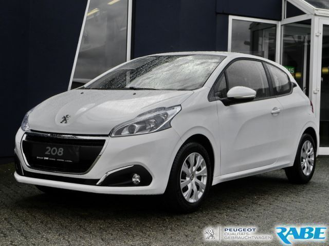 verkauft peugeot 208 allure puretech 1 gebraucht 2015 km in heidelberg. Black Bedroom Furniture Sets. Home Design Ideas