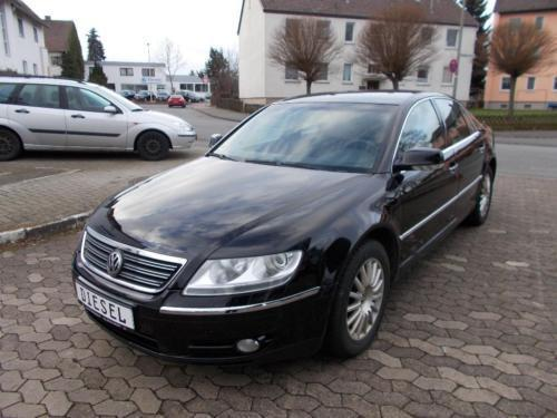 verkauft vw phaeton gebraucht 2006 km in duderstadt. Black Bedroom Furniture Sets. Home Design Ideas
