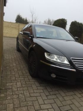 verkauft vw phaeton 6 0 w12 4motion au gebraucht 2003 km in werdervorstadt. Black Bedroom Furniture Sets. Home Design Ideas