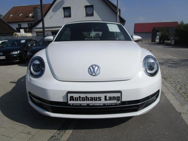 verkauft vw beetle gebraucht 2014 km in wendeburg. Black Bedroom Furniture Sets. Home Design Ideas