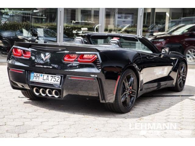 verkauft corvette c7 cabrio convertibl gebraucht 2017 3. Black Bedroom Furniture Sets. Home Design Ideas