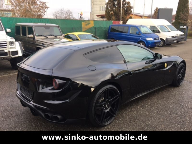 verkauft ferrari ff gebraucht 2012 km in singen bodensee. Black Bedroom Furniture Sets. Home Design Ideas