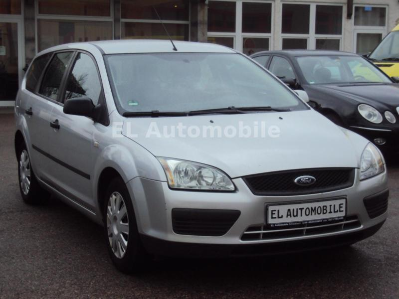 verkauft ford focus turnier 1 6 tdci t gebraucht 2005 km in schwabach. Black Bedroom Furniture Sets. Home Design Ideas