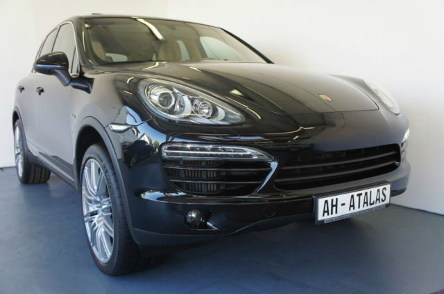verkauft porsche cayenne diesel tiptro gebraucht 2013. Black Bedroom Furniture Sets. Home Design Ideas