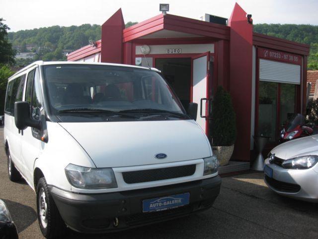 verkauft ford transit 100 t300 6 sitze gebraucht 2002
