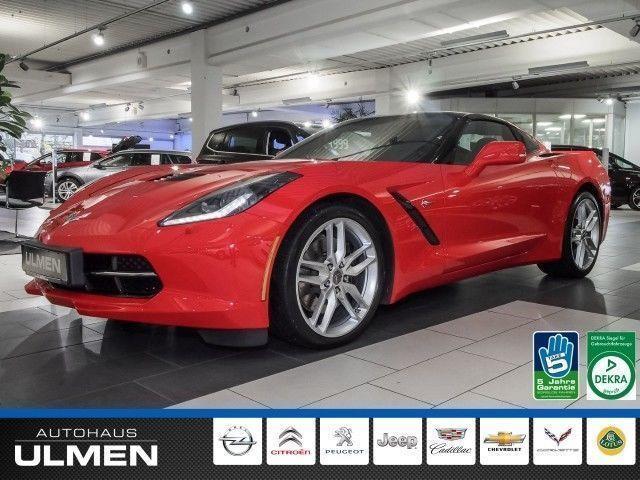 verkauft corvette c7 coupe gebraucht 2014 km in. Black Bedroom Furniture Sets. Home Design Ideas