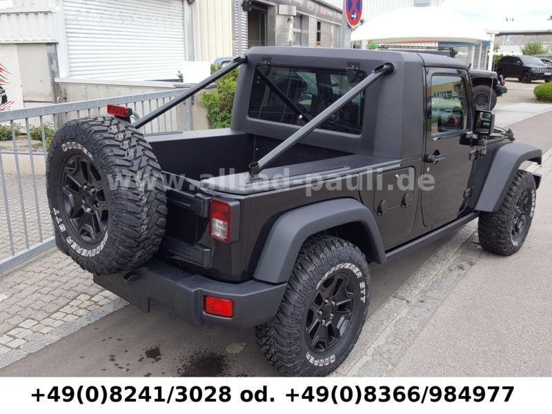 verkauft jeep wrangler unlimited 2 8 c gebraucht 2015. Black Bedroom Furniture Sets. Home Design Ideas