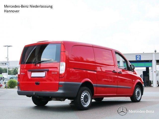 verkauft mercedes vito kastenwagen 113 gebraucht 2013 km in hannover langen. Black Bedroom Furniture Sets. Home Design Ideas