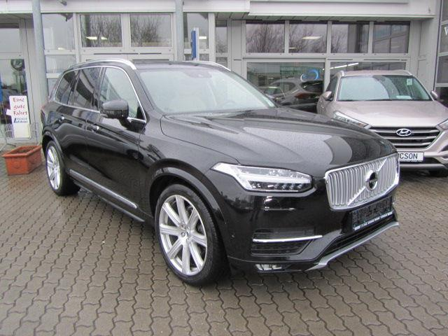 verkauft volvo xc90 t6 awd geartronic gebraucht 2015 km in berlin. Black Bedroom Furniture Sets. Home Design Ideas