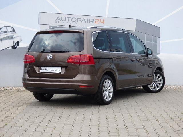 verkauft vw sharan highline 7 sitzer l gebraucht 2011 km in leipzig. Black Bedroom Furniture Sets. Home Design Ideas