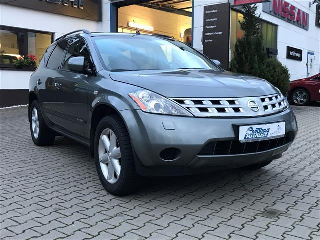 verkauft nissan murano 3 5 style glass gebraucht 2007 km in thalheim. Black Bedroom Furniture Sets. Home Design Ideas