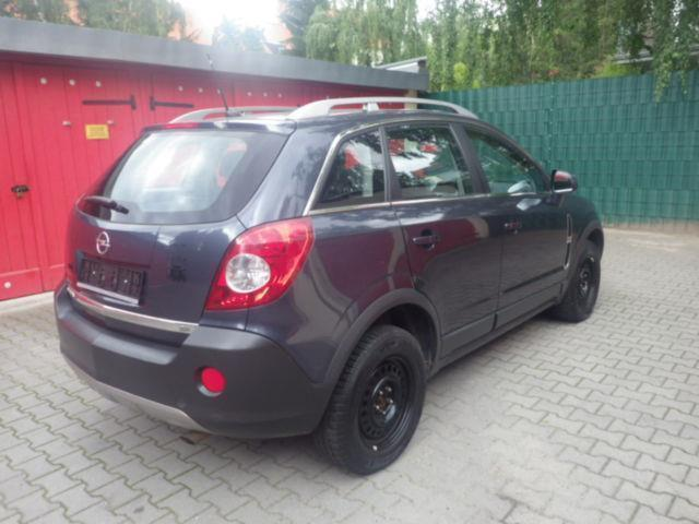 verkauft opel antara edition 4x4 gebraucht 2008. Black Bedroom Furniture Sets. Home Design Ideas