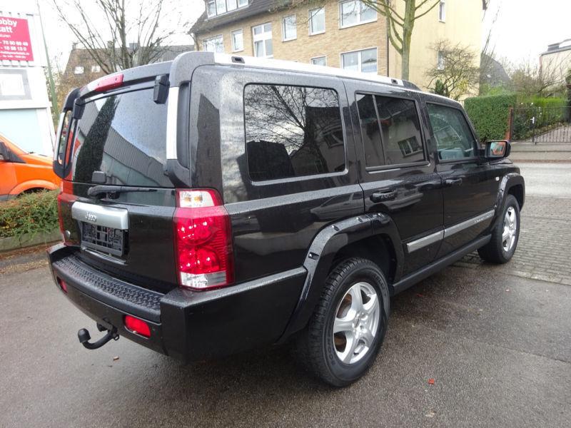 commander gebrauchte jeep commander kaufen 72 g nstige autos zum verkauf. Black Bedroom Furniture Sets. Home Design Ideas